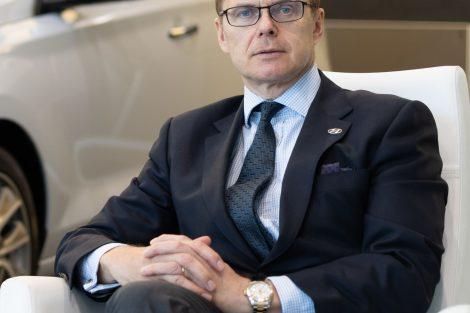 Vladimír Vošický. Foto: Hyundai Motor Czech
