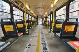 Preventivní tramvaj. Autor: Jan Freitag, ROPID