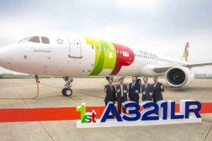 Předání prvního A321LR pro TAP Air Portugal. Foto: Airbus