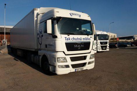 Kamion, ilustrační foto. Autor: Zdopravy.cz/Jan Šindelář