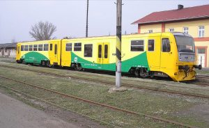 Železniční stanice Litvínov. Pramen: SŽDC/dokumentace EIA