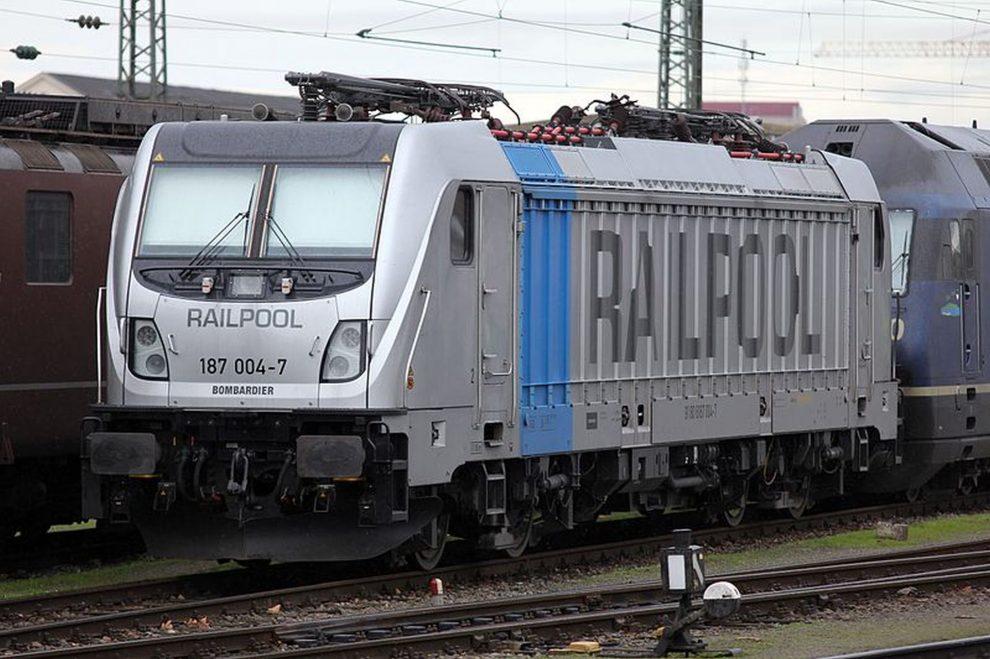 Lokomotiva TRAXX F140 AC3. Foto: Fabien Perissinotto / Wikimedia Commons