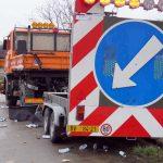 Silničáře ohrožují nezodpovědní řidiči. Pramen: ŘSD