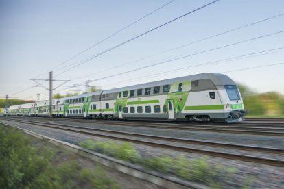Řídící vůz pro soupravu, na které budou nové restaurační vozy nasazovány. Foto: Škoda Transtech