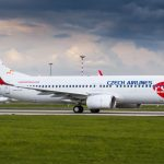 První Boeing 737-800 v barvách ČSA registrace OK-TST. Foto: Marek Horák