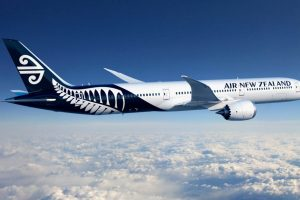 Boeing 787-10 v barvách Air New Zealand. Foto: ANZ