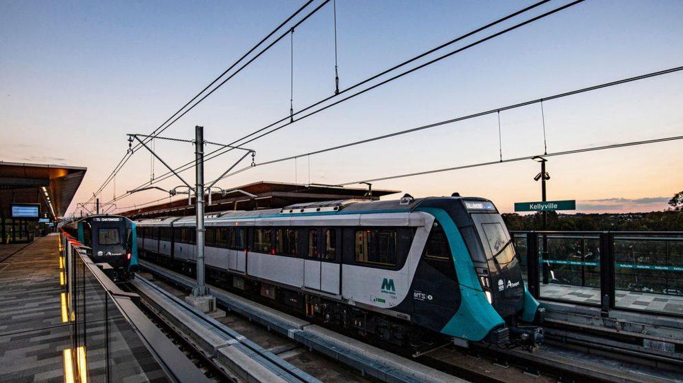 Souprava Alstom Metropolis v Sydney. Foto: Alstom