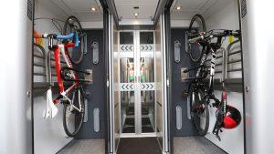 Prostor pro přepravu jízdních kol. Foto: LNER