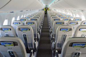 airBaltic létá s A220-300 ve verzi pro 145 cestujících. Foto: Jan Sůra