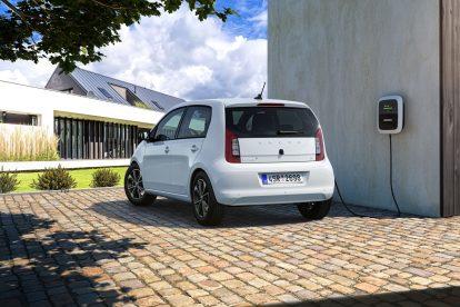 Škoda Citigo iV, první elektromobil Škody Auto. Foto: Škoda Auto