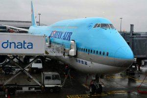 Boeing 747-8i létá do Prahy přes letní sezónu, na zimní se vrací dreamliner. Foto: Michal Holeček
