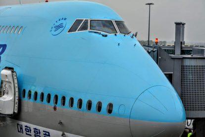 Korean Air je poslední aerolinkou, která převzala Boeing 747 v osobní verzi. Další vyrobená jumba už jsou pro nákladní dopravu. Foto: Michal Holeček