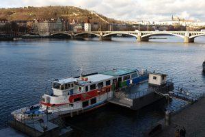 Výletní loď v Praze. Autor: Zdopravy.cz/Jan Šindelář