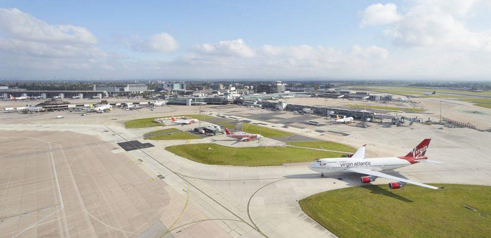 Letiště v Manchersteru. Foto: Manchester Airport