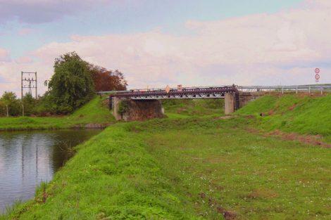 Most Vrbno dnes. Pramen: ŘVC