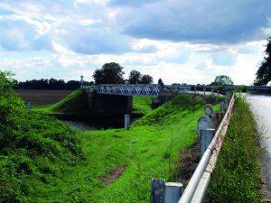 Most na silnici III. třídy, Vrbno. Pramen: ŘVC