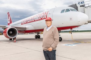 Niki Lauda. Foto: Ryanair