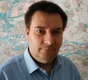 Václav Haas, nový náměstek pro příměstskou dopravu Ropidu. Foto: Filip Drápal