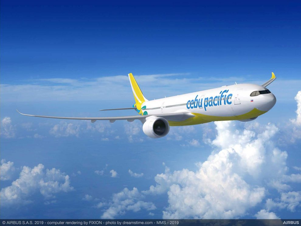 A330-900 v barvách Cebu Pacific. Foto: Airbus