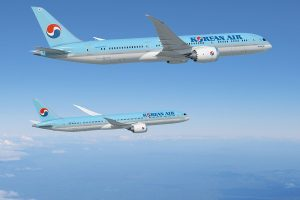 Dreamlinery Korean Air. Foto: Boeing