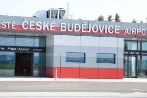 Nový terminál Letiště České Budějovice. Pramen: Jihočeský kraj