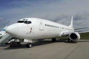 Boeing 737-400 LZ-CGY. Foto: CargoAir