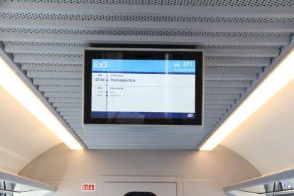 Modernizovaný vůz Bdmtee. Foto: České dráhy
