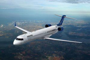 Bombardier CRJ900. Foto: Bombardier
