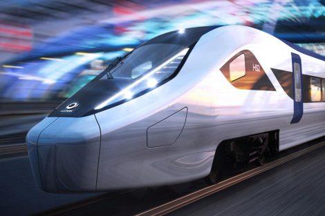 Vysokorychlostní vlaky pro HS2 od Alstomu