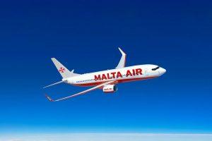 Boeing 737-800 v barvách Malta Air. Foto: Ryanair