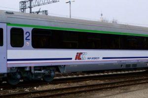 Nový osobní vůz 2. třídy pro PKP Intercity. Foto: H. Cegielski FPS