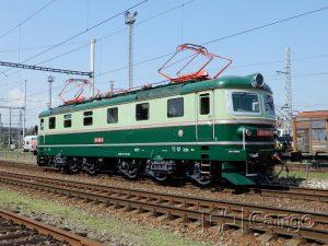 "Lokomotiva šestikolák"" 182.168. Autor: ČD Cargo/Vladimír Hranoš"