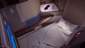 Byznys třída v 767-300. Foto: United Airlines