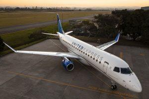 United Airlines na regionální lety kupuje Embraer E175. Foto: Embraer
