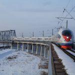 Vysokorychlostní jednotka Siemens Velaro RUS. Foto: Siemens