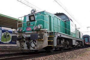 První autonomní vlak ve Francii. Foto: SNCF