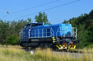 Modernizovaná lokomotiva 742.711. Foto: CZ LOKO
