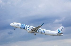 A321LR v barvách SATA Azores Airlines. Foto: Airbus