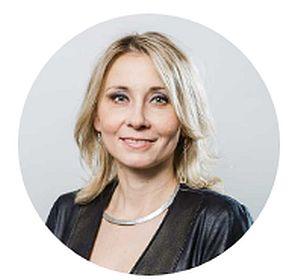 Lucia Kunešová, personální ředitelka Arriva Transport Česká republika. Pramen: Arriva