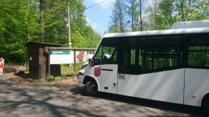 Minibus děčínské MHD. Pramen: Město Děčín