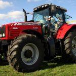 Traktor, ilustrační foto. Autor: Malcolm Morley – Vlastní dílo, Volné dílo, https://commons.wikimedia.org/w/index.php?curid=493179