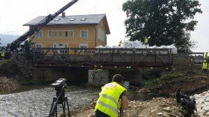 Most na I/11 v Petrově nad Desnou. Pramen: ŘSD