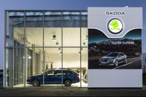 Autosalón Škoda Auto: Foto: Škoda Auto