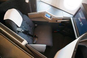 Interiér A350-1000 v barvách British Airways. Foto: BA