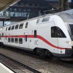 Stadler Kiss v barvách DB na vlaky IC. Vizualizace: Deutsche Bahn