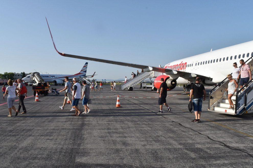 Provoz na letišti v Košicích. Foto: Letiště Košice