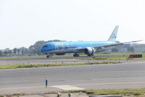 Boeing 787-10 v barvách KLM: Foto: Paul Ridderhof / KLM