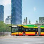 Elektrobus Solaris Urbino 18 Electric pro Varšavu. Foto: Solaris