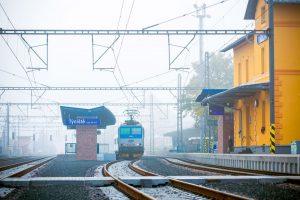 Stanice Týniště nad Orlicí prošla modernizací v roce 2015. Foto: Chládek a Tintěra Pardubice