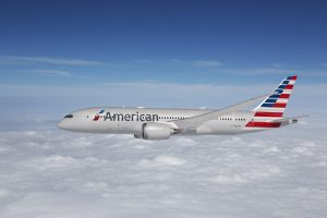 American Airlines budou z Prahy do Chicaga létat s Boeingem 787-8. Foto: AA
